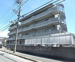 京都府長岡京市久貝3丁目の賃貸マンションの外観