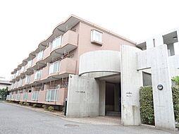 埼玉県鶴ヶ島市大字五味ヶ谷の賃貸マンションの外観