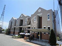 兵庫県神戸市西区長畑町の賃貸マンションの外観