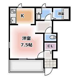 大山寺駅 4.4万円