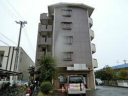 ドムール祐村[4階]の外観