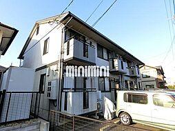 宮城県仙台市泉区みずほ台の賃貸アパートの外観