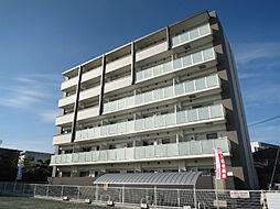 福岡県久留米市瀬下町の賃貸マンションの外観