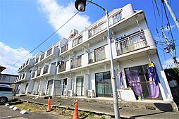 宮城県仙台市青葉区米ケ袋3丁目の賃貸マンションの外観