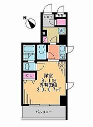 ロンシンリューズタワー(RONG SHING RYUS TO[8階]の間取り
