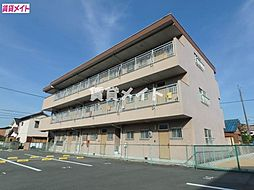 シャンピア松阪[3階]の外観