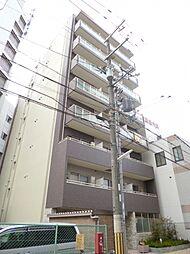 リバティ西三荘[4階]の外観
