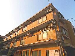 ラポール南浦和[3階]の外観