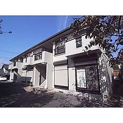 JR桜井線 櫟本駅 徒歩20分の賃貸アパート