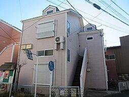 グリーンロード[2階]の外観