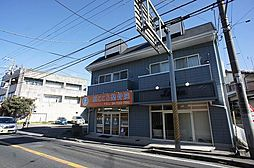千葉県柏市東3丁目の賃貸アパートの外観