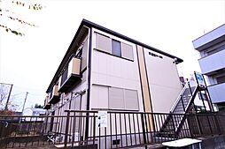 京屋誠コーポB[2階]の外観