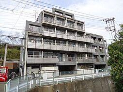 東京都八王子市左入町の賃貸マンションの外観
