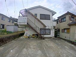 兵庫県川西市西畦野2丁目の賃貸マンションの外観