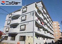 ウィンザーK&Yマンション[4階]の外観