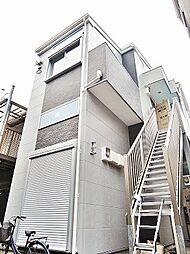 神奈川県川崎市川崎区小田6丁目の賃貸アパートの外観