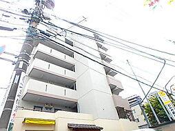 千葉県船橋市本町4丁目の賃貸マンションの外観