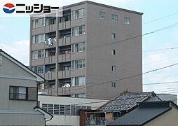アクシス参番館[2階]の外観