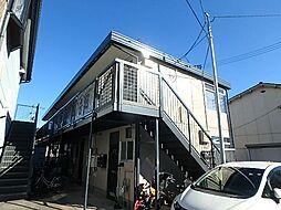 コーポ加藤 A[2階]の外観