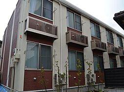 埼玉県さいたま市浦和区領家2丁目の賃貸アパートの外観