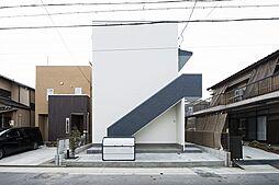 愛知県名古屋市中川区東中島町8丁目の賃貸アパートの外観