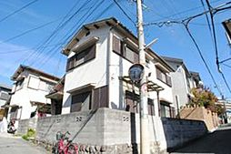 [一戸建] 大阪府豊中市向丘3丁目 の賃貸【/】の外観