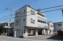 静岡県三島市加屋町の賃貸アパートの外観