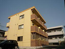 福岡県北九州市小倉南区若園3丁目の賃貸マンションの外観