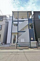 ハーモニーテラス西加賀屋[1階]の外観