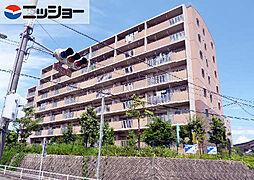 サンコート桃花台 D棟[4階]の外観