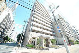 レオングラン新大阪レジデンス[5階]の外観