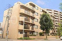 北海道札幌市豊平区豊平七条10丁目の賃貸マンションの外観