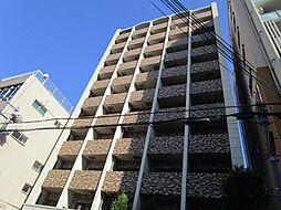 アスヴェル心斎橋東II[1005号室]の外観