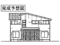 メゾン ドゥ シュシュA[1階]の外観