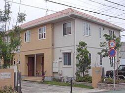 神奈川県茅ヶ崎市東海岸南5丁目の賃貸アパートの外観