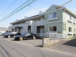 佐賀県唐津市和多田用尺の賃貸アパートの外観