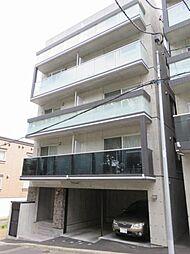 シャトーライフ手稲[1階]の外観