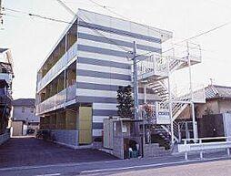 レオパレスETERNAL[2階]の外観