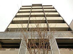 大阪府大阪市天王寺区勝山2丁目の賃貸マンションの外観