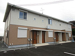 大阪府枚方市長尾家具町4丁目の賃貸アパートの外観