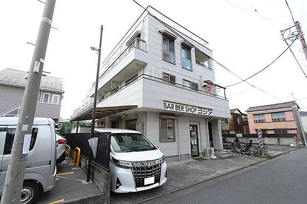 東京都足立区綾瀬2丁目の賃貸マンション