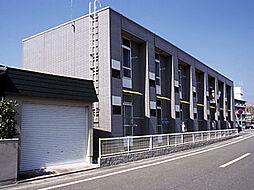 兵庫県姫路市西庄乙の賃貸アパートの外観