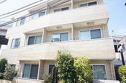 東京都足立区扇2丁目の賃貸マンションの外観