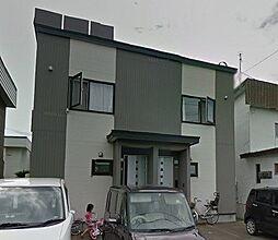 [タウンハウス] 北海道札幌市北区篠路八条2丁目 の賃貸【北海道 / 札幌市北区】の外観