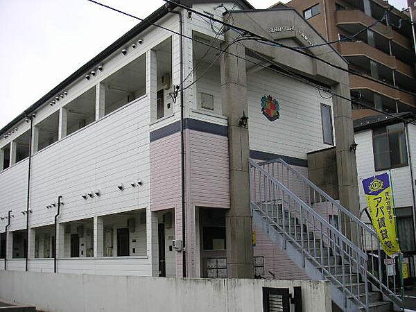 信開セルーラ七尾駅EAST  II[203号室]の外観