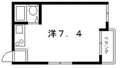 寺田町駅 3.5万円