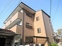 兵庫県西宮市甲子園口2丁目の賃貸アパートの外観