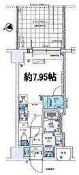 グランリーヴェル横濱和田町ELMO[1階]の間取り