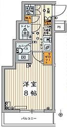 スカイコート練馬桜台[4階]の間取り