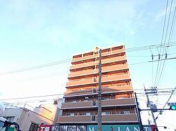 ジュネス関目高殿[2階]の外観